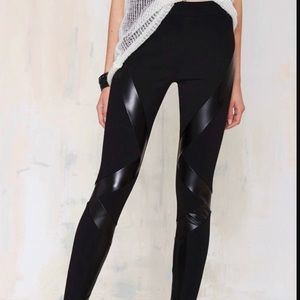 Nasty Gal Zone out leggings
